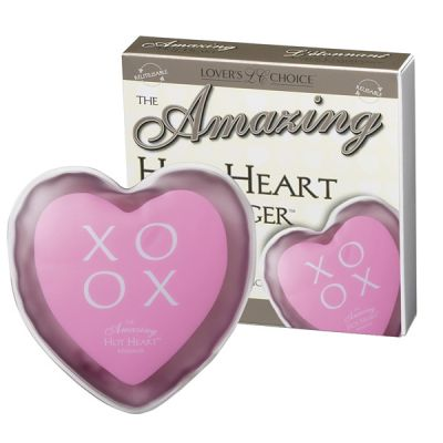 The Amazing Hot Heart Massager - XOXO