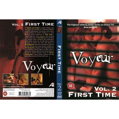 First Time: Voyeur Vol.2 DVD