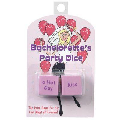 Bachelorette Bar Dice