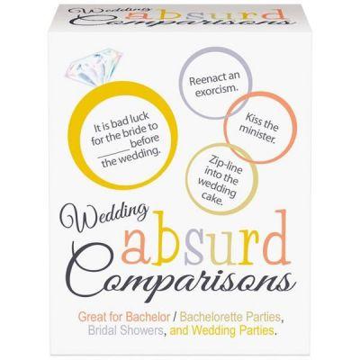 Wedding Absurd Comparisons