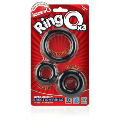 SCREAMING O RINGO 3