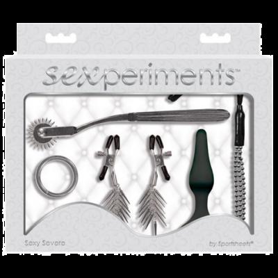Sexperiments Sexy Severe