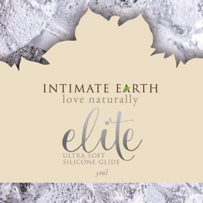 Intimate Earth Elite Silicone Shiitake Glide 3ml Foil