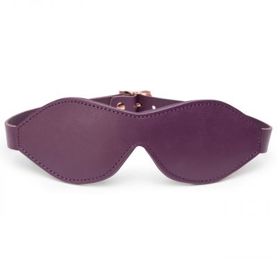 Fifty Shades Freed Cherished Collection Leather Blindfold