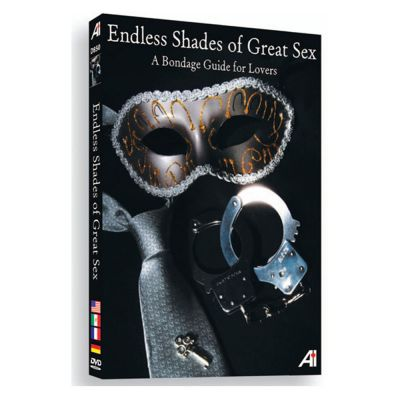 Endless Shades of Great Sex featuring Sex & Mischief DVD