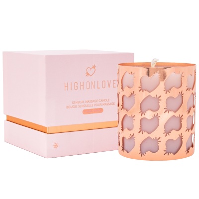 High On Love - Massage Candle