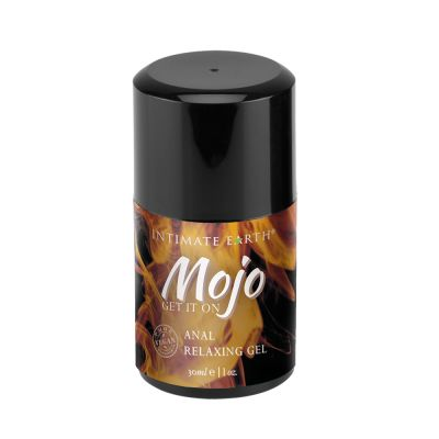 Intimate Earth MOJO Clove Oil Anal Relaxing Gel
