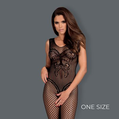 Obsessive - Bodystocking G315  S/M/L - Black