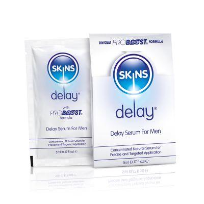 Skins Natural Delay Serum Foil 5ml